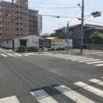 広島県福山市 看板設置